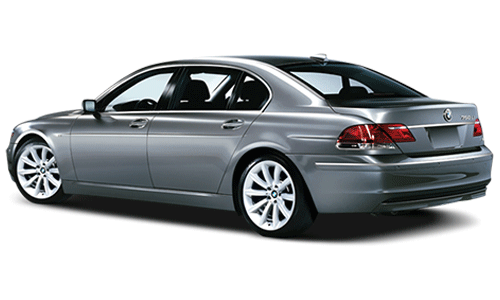 BMW 7 Series - Gray